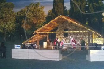 Χριστούγεννα στο Άλσος Κηφισιάς παρέα με τον Φρόλι, το Ξωτικό των Ευχών