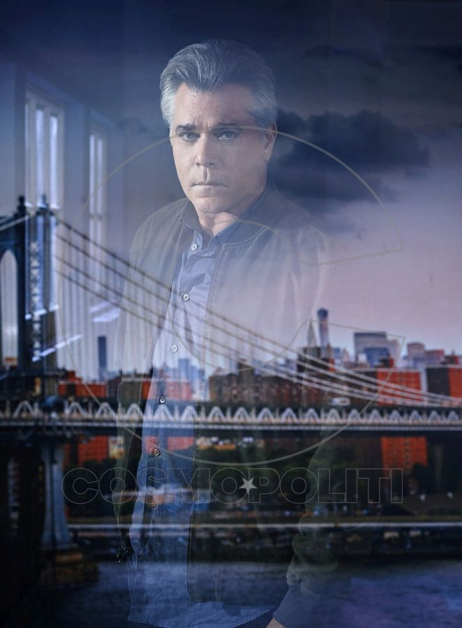 SHADES OF BLUE -- Season: 1 -- Pictured: Ray Liotta as Bill Wozniak -- (Photo by: Jeff Riedel/NBC)