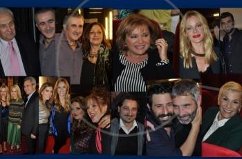 Αποχαιρετιστήριο δείπνο: η επίσημη πρεμιέρα του Λάκη Λαζόπουλου στο θέατρο Γκλόρια