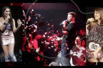 Acro Club: όσα έγιναν στην πρεμιέρα του Γιώργου Σαμπάνη με Demy και Μαλού