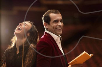 Μουσικά παραμύθια με την Καμεράτα και τον Κωνσταντίνο Μαρκουλάκη στο Μέγαρο