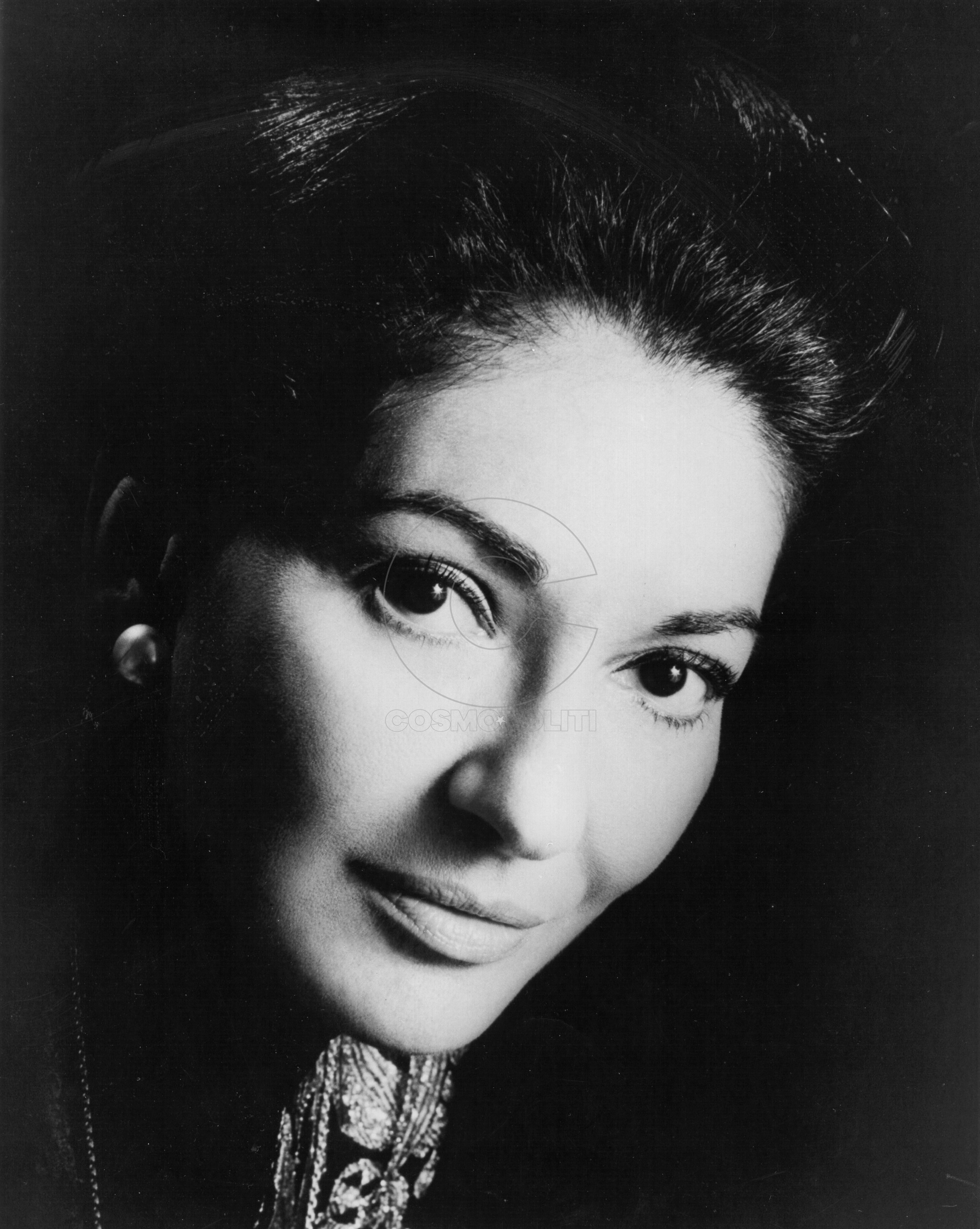 UNSPECIFIED - CIRCA 1970: Photo of Maria Callas Photo by Michael Ochs Archives/Getty Images