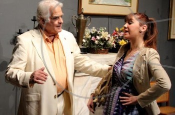 """Ο Κώστας Πρέκας κι ο """"Χορός του έρωτα"""" @θέατρο Αυλαία"""