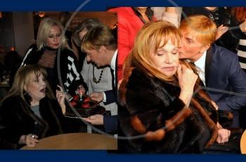 Μάκης Δελαπόρτας: γενέθλιο πάρτι με την Μαίρη Χρονοπούλου δίπλα του