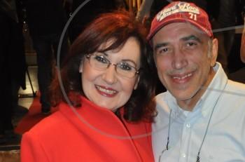 Family affairs: Φωτεινή Ντεμίρη & Χάρης Γρηγορόπουλος, με διακριτική προσωπική και επαγγελματική πορεία