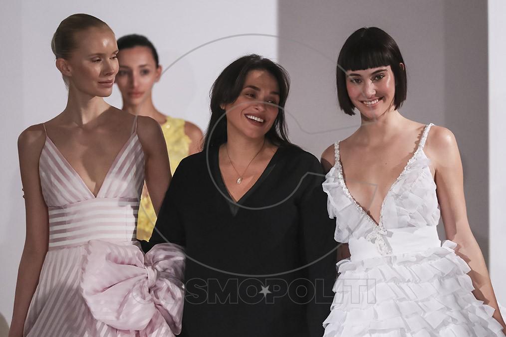 Pixelformula Haute Couture spring summer 2017 Celia Kritharioti Paris