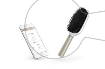 Η πρώτη έξυπνη βούρτσα στον κόσμο που συνδέεται με το κινητό σας από την Kérastase