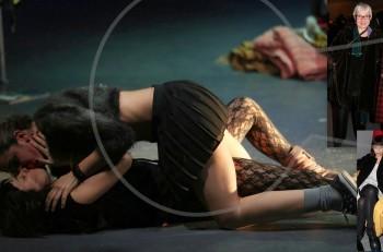 Θα πεθάνω αν πεθάνεις: πρεμιέρα για την Έλενα Πέγκα στο Χώρος Θέατρο