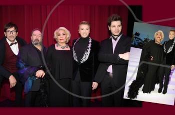 Μαρινέλλα-Ζαχαράτος στον καθρέφτη του Παλλάς: πρεμιέρα για το πιο λαμπερό μουσικό υπερθέαμα της χρονιάς