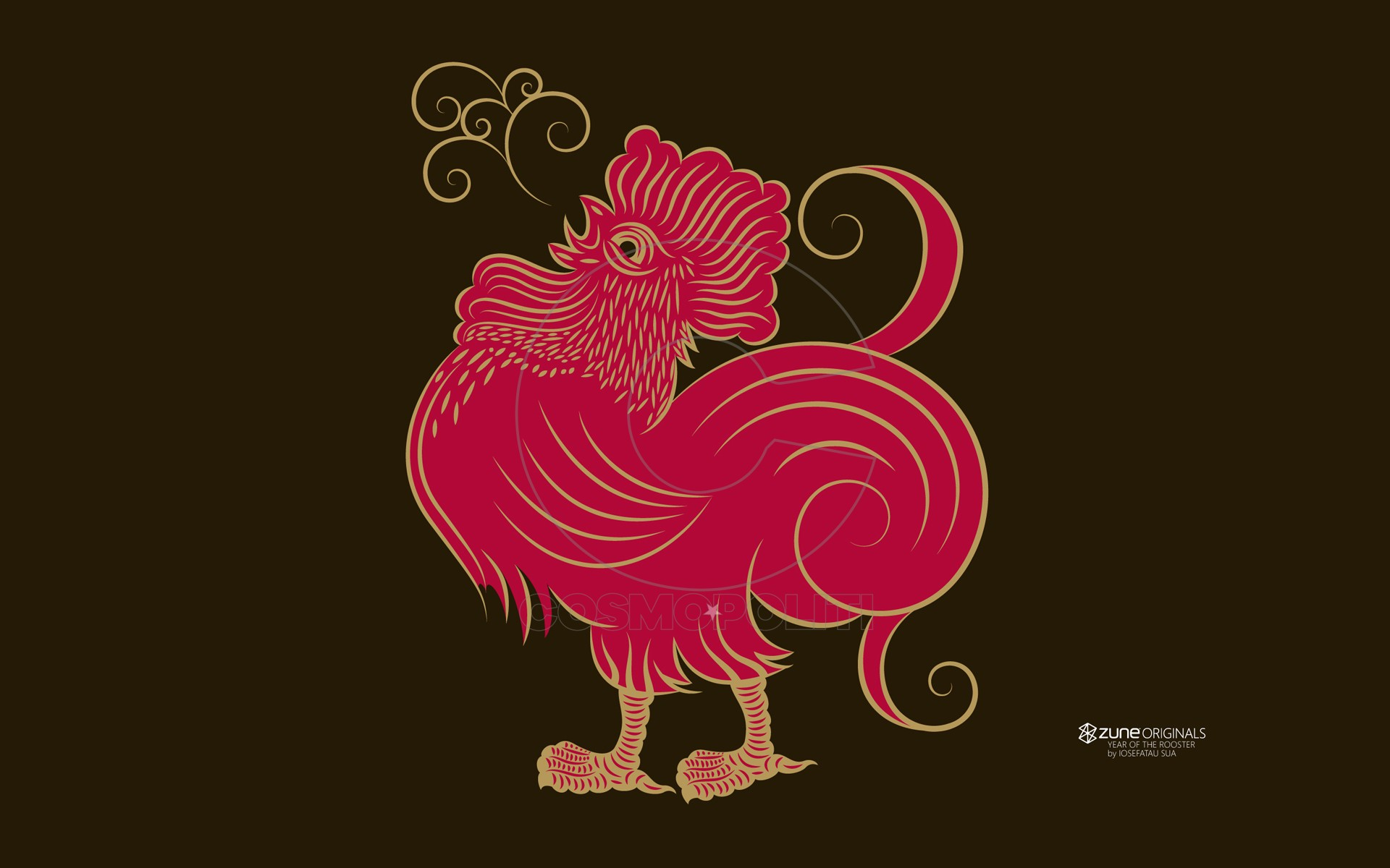 year of the Rooster - Chinese Zodiac Wallpaper 22234335 - Fanpop