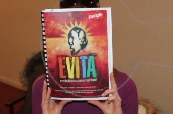 Evita: Η ροκ όπερα-θρύλος έρχεται στο Δημοτικό Θέατρο Πειραιά