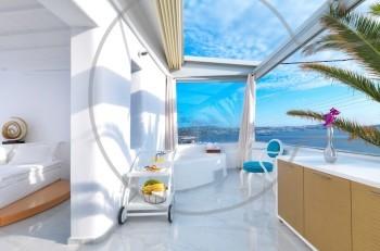«Αέρας» ανανέωσης στο Mykonian Mare|Luxury Boutique Hotel στη Μύκονο