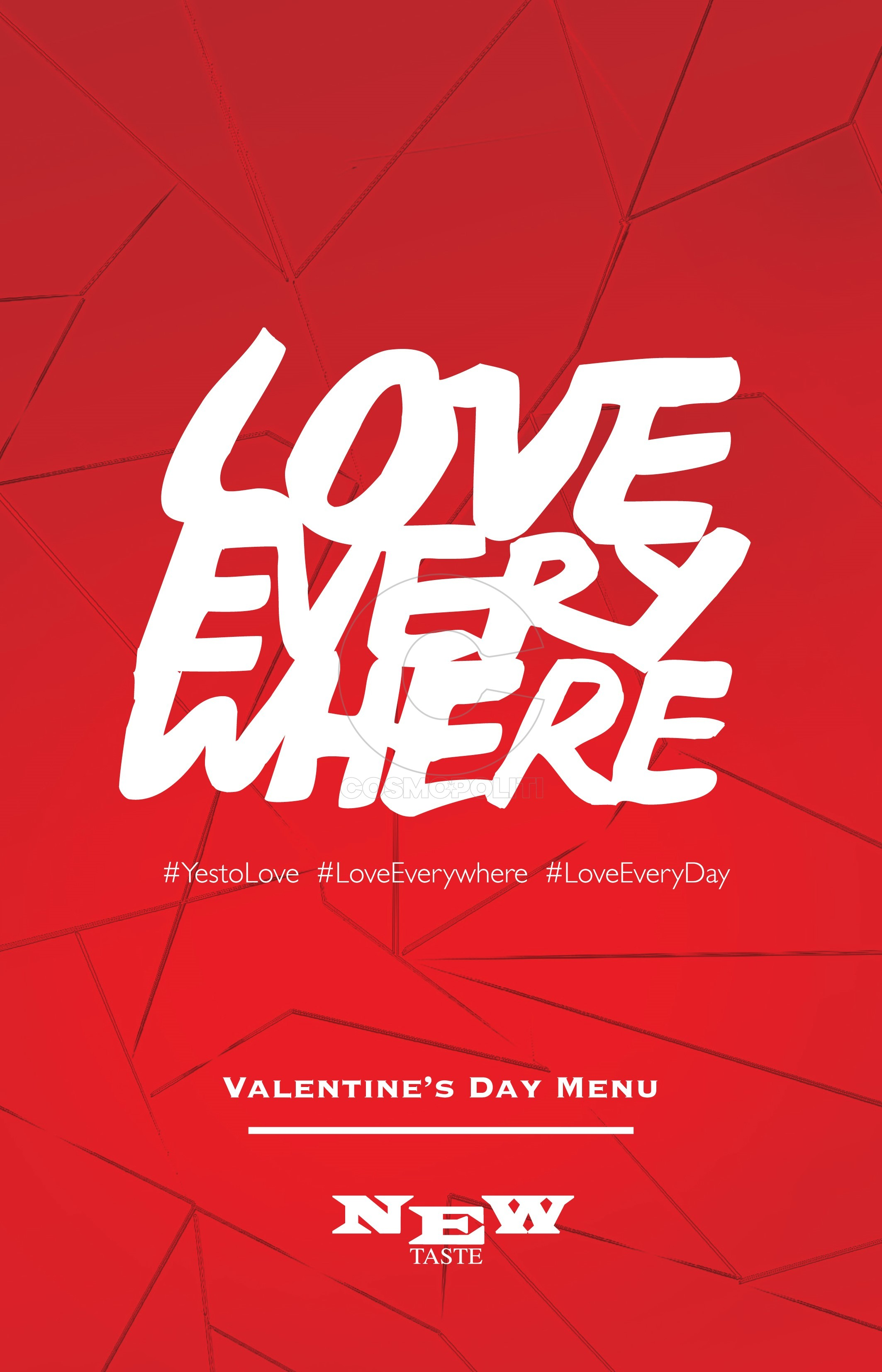 #LoveEverywhere