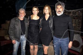 Ο συγγραφέας σου πέθανε: επίσημη πρεμιέρα με φίλους στο θέατρο Αλκμήνη