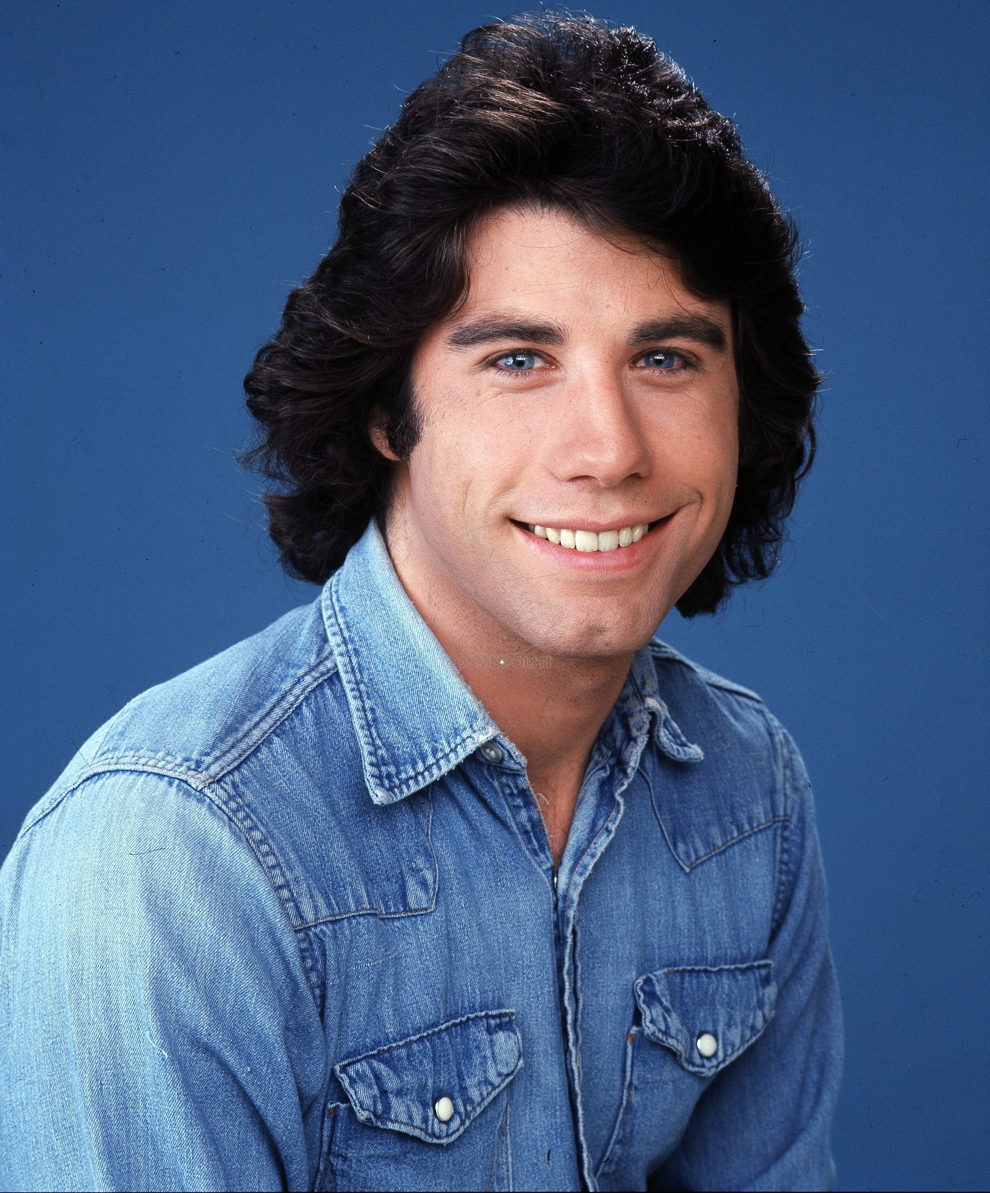 UNITED STATES - SEPTEMBER 09:  WELCOME BACK, KOTTER - John Travolta Portrait - Pilot -, 9/9/75, John Travolta played Vinnie Barbarino, the leader and ladies' man of the Sweathogs, a class of delinquents in a Brooklyn high school.,  (Photo by ABC Photo Archives/ABC via Getty Images)