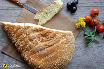Συνταγή παραδοσιακής λαγάνας για την Καθαρά Δευτέρα