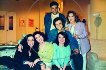 Oι τρεις Χάριτες: στα γυρίσματα της θρυλικής σειράς 25 χρόνια πριν