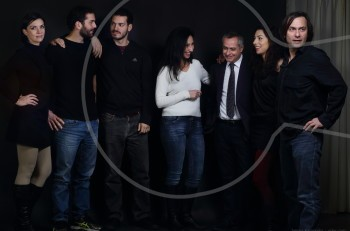 Η Κερασία Σαμαρά σκηνοθετεί το νέο ελληνικό έργο Tatooland @Αγγέλων Βήμα
