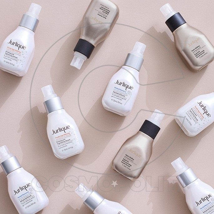 Experience Radiance Serums