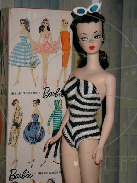 The-first-Barbie-doll-was-introduced-in-both-blonde-and-brunette-in-March-1959
