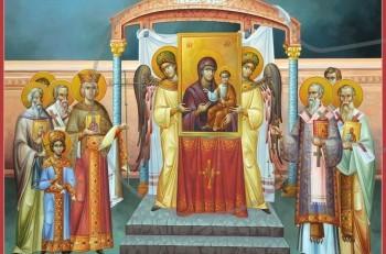 Κυριακή της Ορθοδοξίας