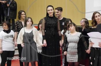 Mια ξεχωριστή επίδειξη μόδας από το Σύλλογο Συνδρόμου Down Ελλάδος