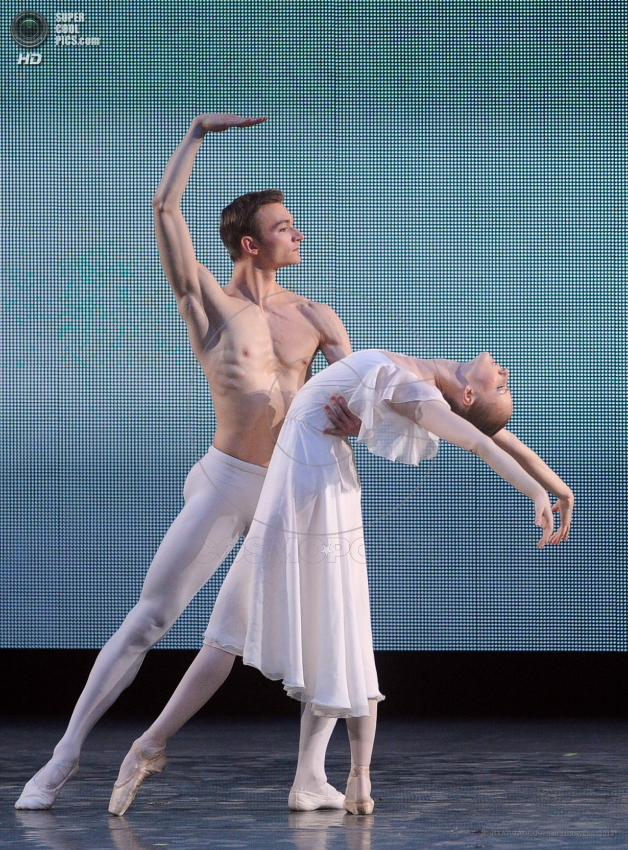 4d495cbdd9a Ivan Vasiliev & Stars of the Russian Ballet: gala χορού στο Μέγαρο ...