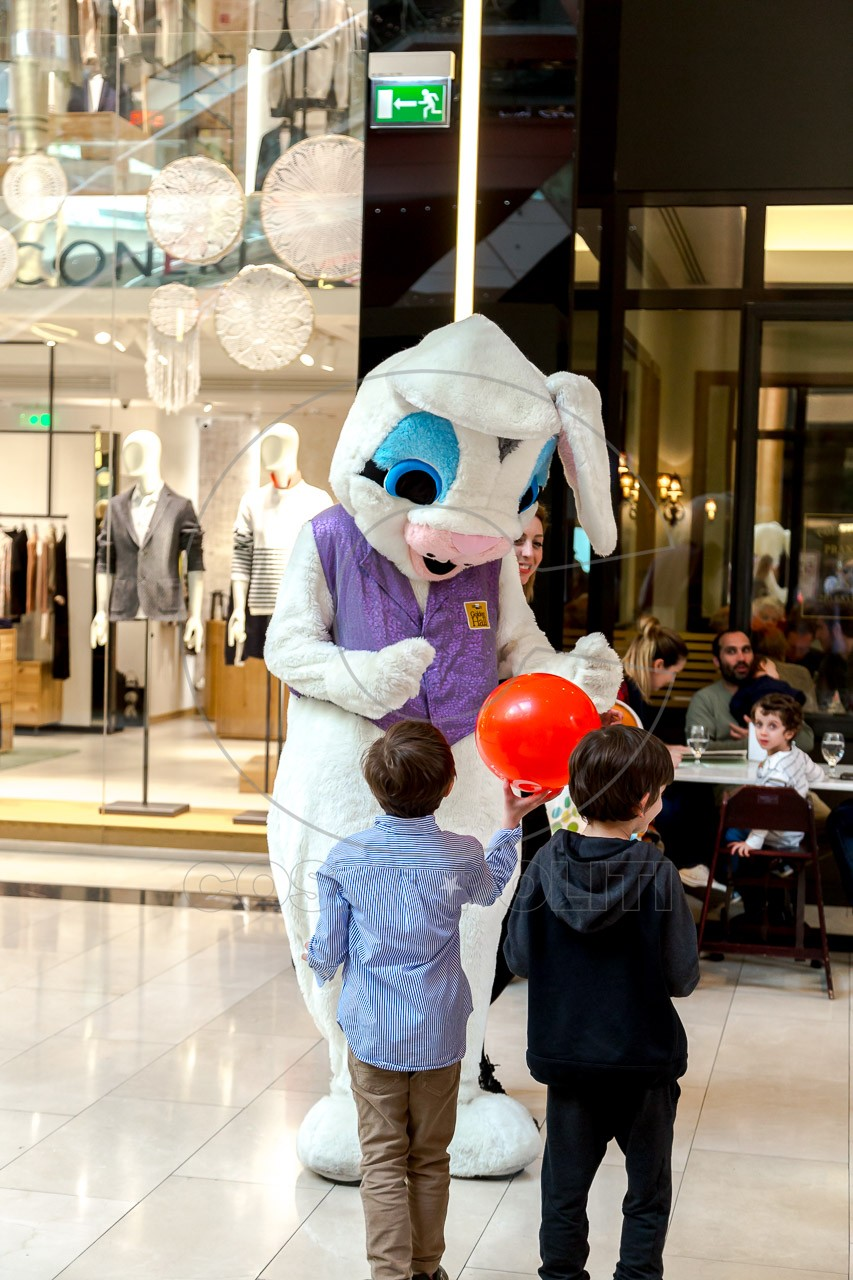 Easter Bunny Time@Golden Hall 6