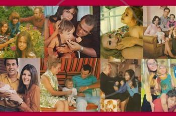 Retro: Ευτυχισμένες οικογενειακές στιγμές μέσα από 10 σπάνιες φωτογραφίες