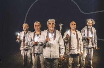 Η «Ασκητική» στο Δημοτικό Θέατρο Καλαμαριάς «Μ. Μερκούρη»