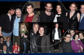 Θέατρο Αθηνών, Βρετάνια και Μουσούρη: Φινάλε-πάρτι στο Bar de Theatre