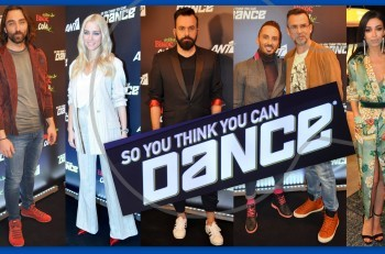"«So You Think You Can Dance»: ""on the spot"" εκδήλωση λίγο πριν την πρεμιέρα του show"