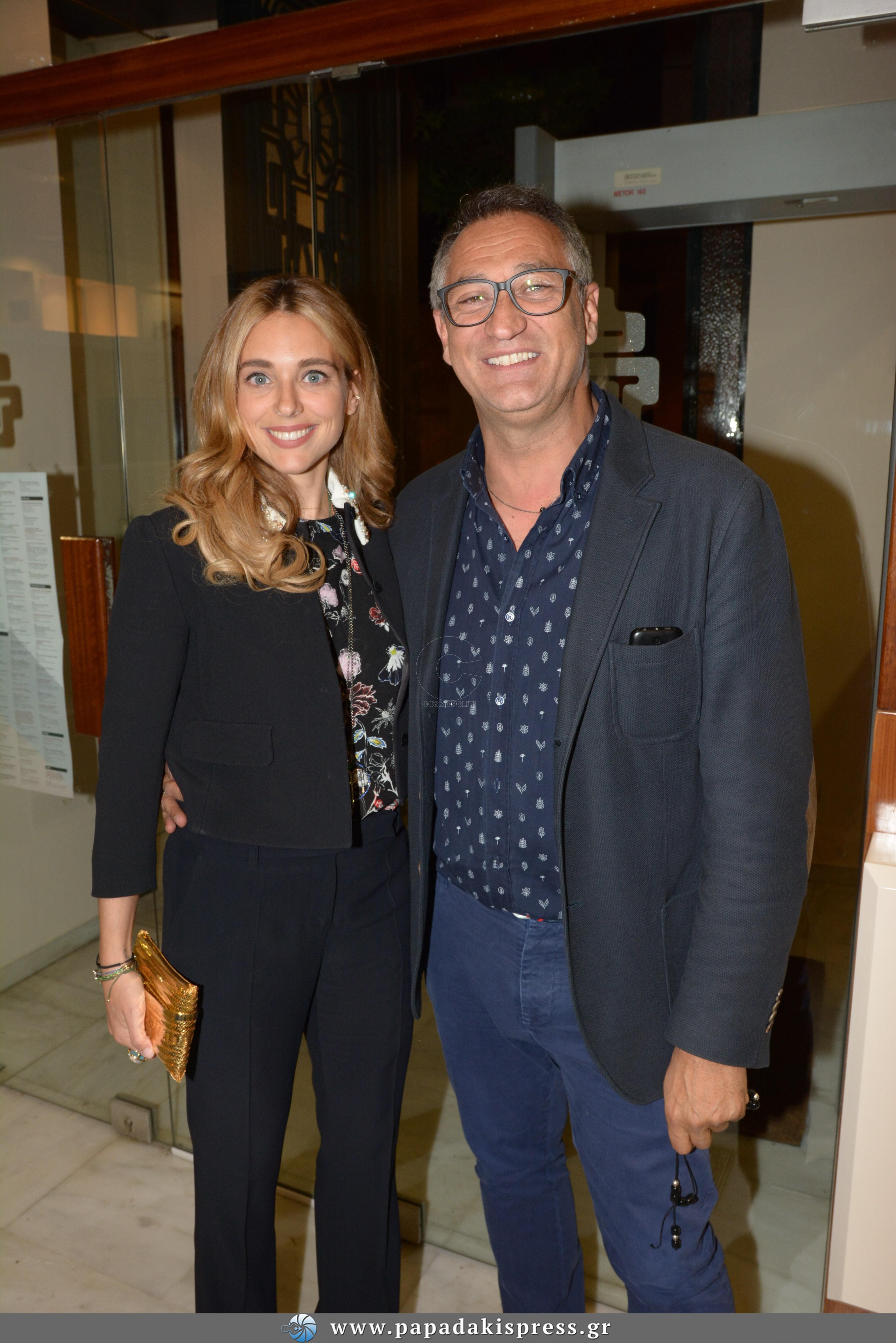 Μαριάννα Γουλανδρή - Λαιμού & Γιώργος Ντάβλας