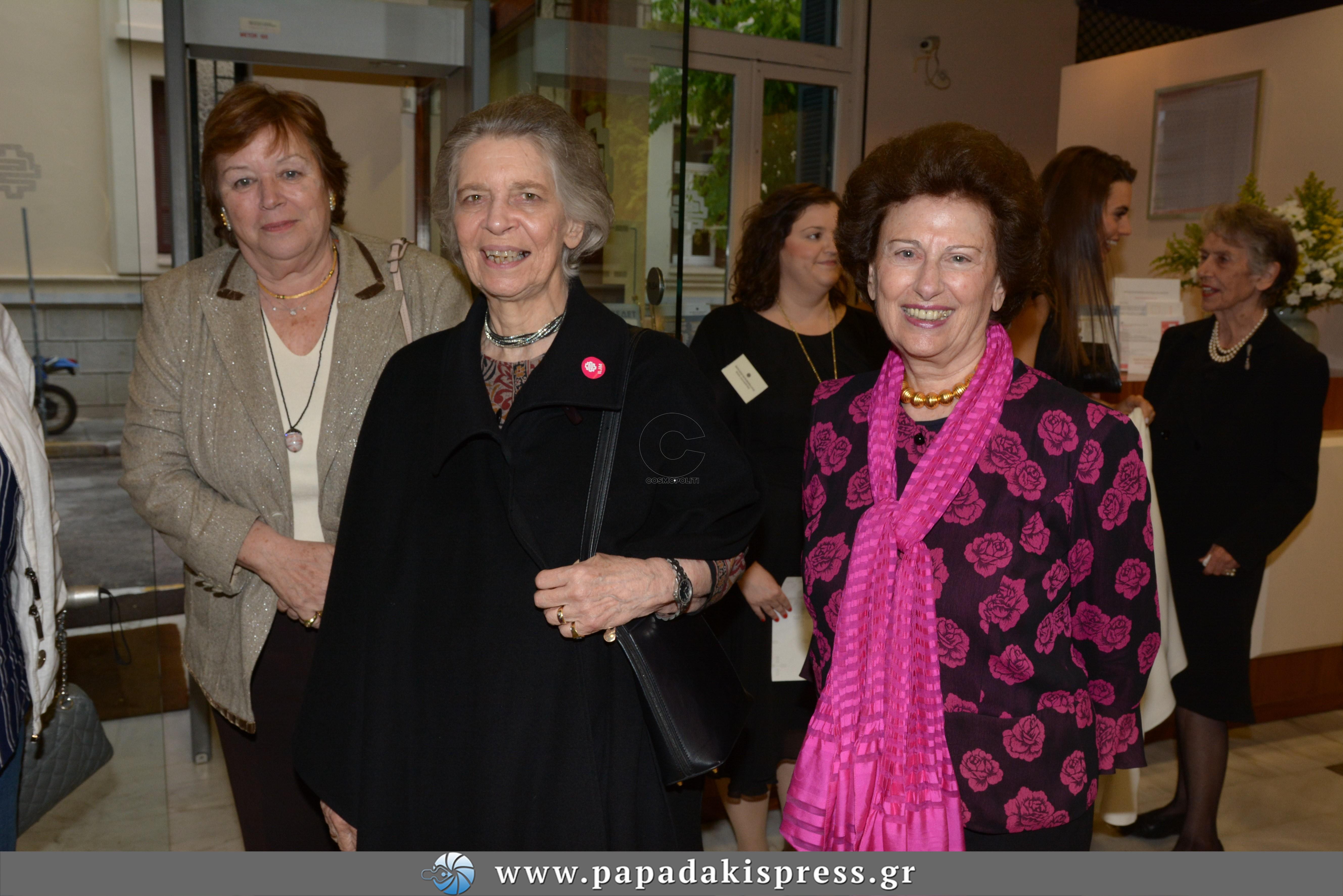 Νάντα Γερουλάνου, Πριγκ. Ειρήνη της Ελλάδας & Δανίας & Λίλα Λαλαούνη