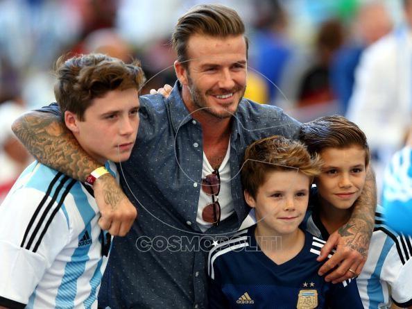Beckham-boys