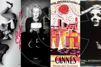 Kάννες: το φεστιβάλ μέσα από τις αφίσες του. Η αφίσα κάνει το Φοίνικα ή ο Φοίνικας την αφίσα;