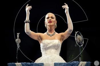 Η Evita ανεβαίνει Θεσσαλονίκη για τρεις παραστάσεις στο Μέγαρο Μουσικής