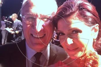 """Ο Αλέξης Κωστάλας και η Ταμίλλα Κουλίεβα παρουσίασαν την """"Ημέρα Νίκης"""" στο Ζάπειο"""