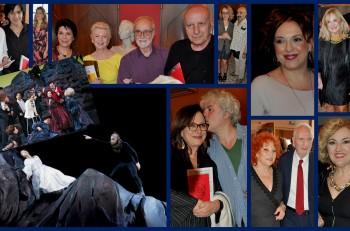 """Επίσημη πρεμιέρα για την """"Οπερέττα"""" του Νίκου Καραθάνου στο Εθνικό Θέατρο"""
