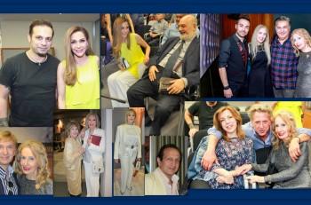 """Τιμητική εκδήλωση της ΕΣΗΕΑ για τον Δημήτρη Ψαθά: η """"Γη του Πόντου"""" ένωσε προσωπικότητες, μνήμες και ιστορία"""