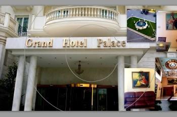 Πολυτέλεια και άψογη φιλοξενία στο πεντάστερο Grand Hotel Palace
