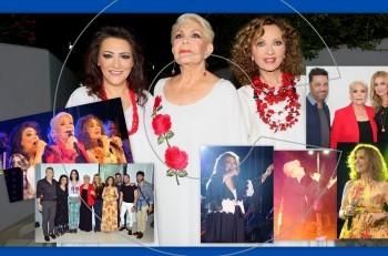 """Μαρινέλλα-Ελένη Βιτάλη-Γλυκερία: """"Γυναικεία Υπόθεση"""" με 7.000 θεατές στο Κατράκειο Θέατρο"""