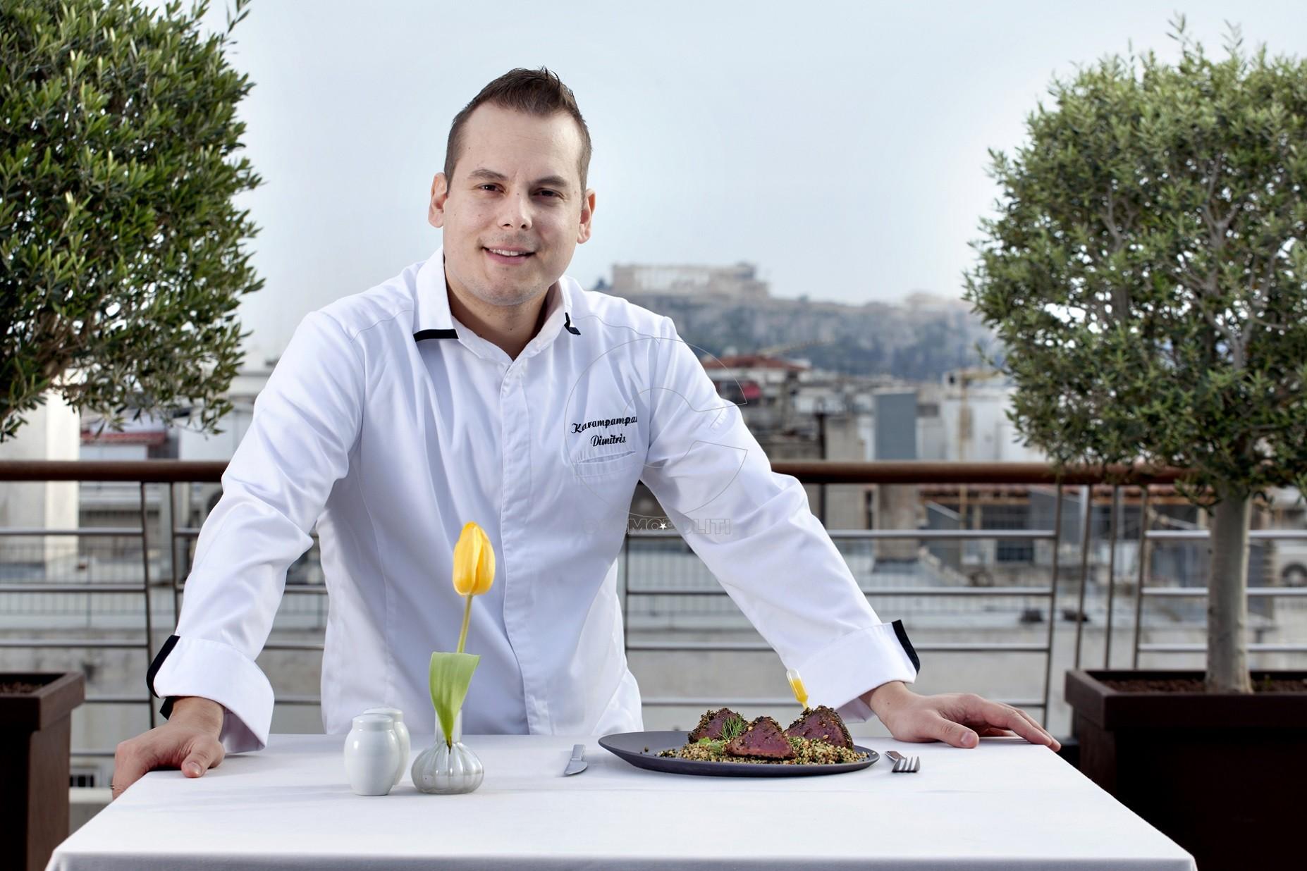 melia athens-executive chef_karampampas_dimitris