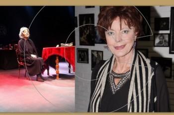 """""""Συγγνώμη μαμά"""": Aφιέρωμα της ΕΡΤ στην Καίτη Παπανίκα με την τελευταία θεατρική της εμφάνιση"""
