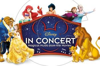 Disney in concert: Τα ωραιότερα τραγούδια στα ελληνικά από τις ταινίες που αγαπήσαμε