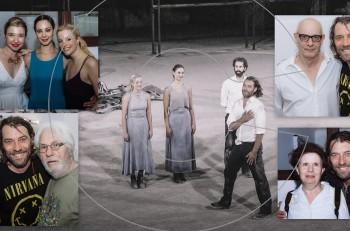 Οι «Επτά επί Θήβας» στην Επίδαυρο νίκησαν τον καύσωνα: Αποθέωση και συγκίνηση για 9000 θεατές