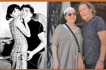 Μάρθα Καραγιάννη & Φαίδων Γεωργίτσης: σαν ελληνική ταινία τότε και τώρα