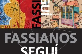 Αλέκος Φασιανός- Antonio Segui: Εικαστική συνάντηση κορυφής στη Μύκονο