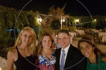 Ξενοδοχείο Corfu Palace: Λαμπερή δεξίωση στο στολίδι της Κέρκυρας