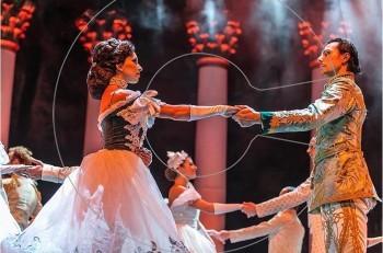 Sissi, ο μύθος μιας πριγκίπισσας: τον Οκτώβρη στο Ηρώδειο